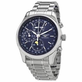Longines L2.773.4.92.6 Master Collection Mens Chronograph Automatic Watch