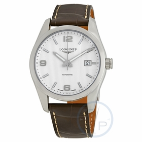 Longines L2.785.4.76.3 Conquest Classic Mens Automatic Watch
