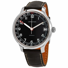 Longines L2.789.4.53.3 Heritage Mens Automatic Watch