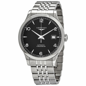 Longines L2.820.4.56.6 Record Mens Automatic Watch