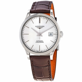 Longines L2.820.4.72.2 Record Mens Automatic Watch