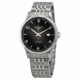 Longines L2.821.4.56.6 Record Mens Automatic Watch