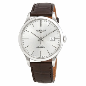 Longines L2.821.4.72.2 Record Mens Automatic Watch