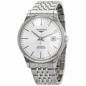 Longines L2.821.4.72.6 Record Mens Automatic Watch