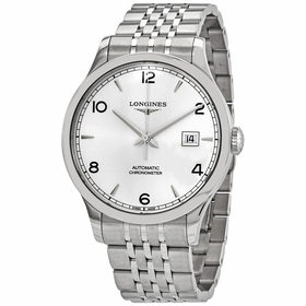 Longines L2.821.4.76.6 Record Mens Automatic Watch