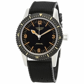 Longines L2.822.4.56.9 Heritage Mens Automatic Watch