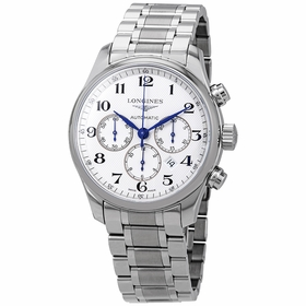 Longines L2.859.4.78.6 Master Collection Mens Chronograph Automatic Watch