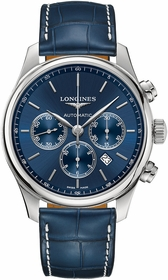 Longines L2.859.4.92.0 Master Mens Chronograph Automatic Watch