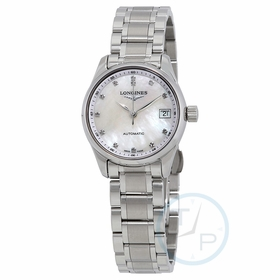 Longines L21284876 Master Collection Ladies Automatic Watch