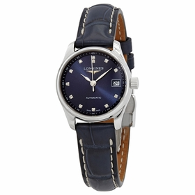 Longines L21284970 Master Ladies Automatic Watch