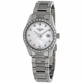 Longines L22860876 Conquest Classic Ladies Automatic Watch