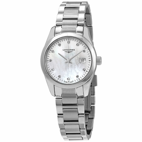 Longines L22864876 Conquest Classic Ladies Quartz Watch