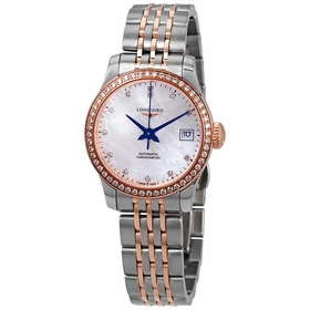 Longines L23205897 Record Ladies Automatic Watch