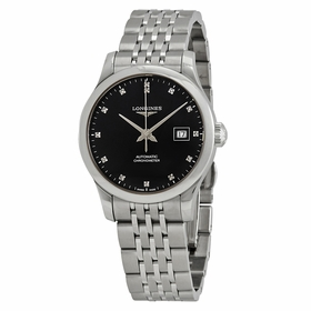 Longines L23214576 Record Ladies Automatic Watch