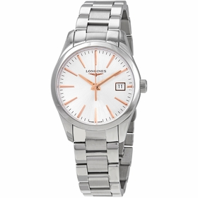 Longines L23864726 Conquest Classic Ladies Quartz Watch