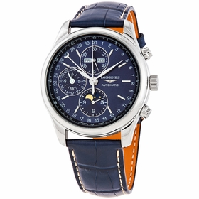 Longines L27734920 Master Mens Chronograph Automatic Watch