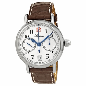 Longines L2.775.4.23.3 180th Anniversary Mens Chronograph Automatic Watch