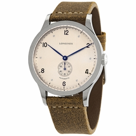 Longines L28134660 Heritage 1945 Mens Automatic Watch