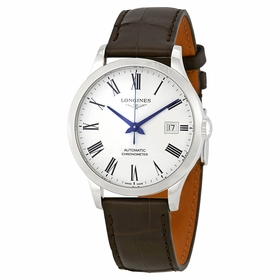 Longines L28204112 Record Mens Automatic Watch