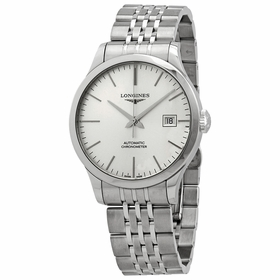 Longines L28204726 Record Mens Automatic Watch