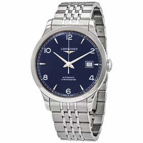 Longines L28204966 Record Mens Automatic Watch