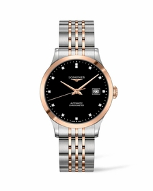 Longines L28205577 Record Mens Automatic Watch