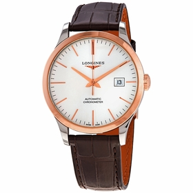 Longines L28215722 Record Mens Automatic Watch