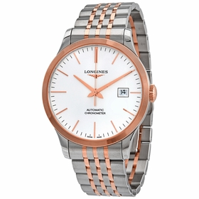 Longines L28215727 Record Mens Automatic Watch