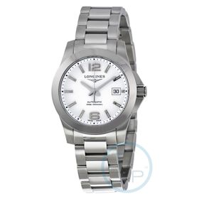 Longines L3.276.4.16.6 Conquest Ladies Automatic Watch