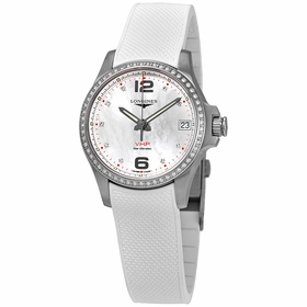 Longines L3.316.0.87.9 Conquest V.H.P. Ladies Quartz Watch