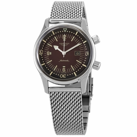 Longines L3.374.4.60.6 Legend Diver Ladies Quartz Watch