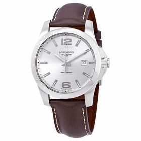 Longines L3.759.4.76.5 Conquest Mens Quartz Watch