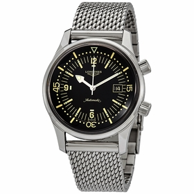 Longines L3.774.4.50.6 Legend Diver Mens Automatic Watch