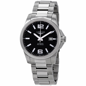 Longines L3.777.4.58.6 Conquest Mens Automatic Watch