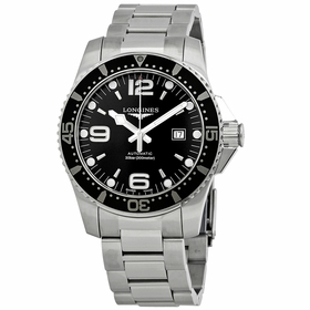 Longines L3.841.4.56.6 Hydroconquest Mens Automatic Watch