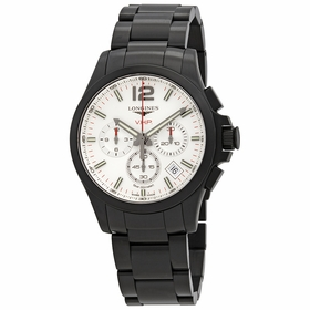 Longines L37172766 Conquest V.H.P. Mens Chronograph Quartz Watch