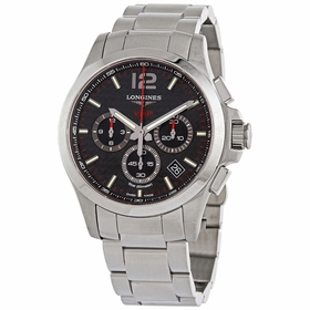 Longines L37174666 Conquest V.H.P. Mens Chronograph Quartz Watch