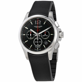 Longines L37174669 Conquest V.H.P. Mens Chronograph Quartz Watch