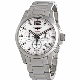 Longines L37174766 Conquest V.H.P. Mens Chronograph Quartz Watch