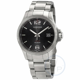 Longines L37264566 Conquest V.H.P. Mens Quartz Watch