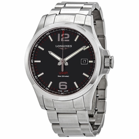 Longines L37264666 Conquest V.H.P. Mens Quartz Watch
