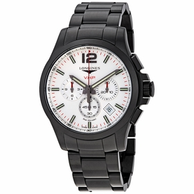 Longines L37272766 Conquest V.H.P. Mens Chronograph Quartz Watch