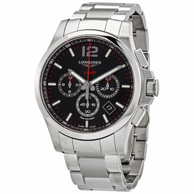 Longines L37274566 Conquest V.H.P. Mens Chronograph Quartz Watch