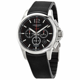 Longines L37274569 Conquest V.H.P. Mens Chronograph Quartz Watch