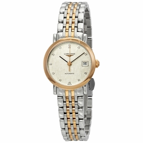 Longines L4.309.5.77.7 Elegant Ladies Automatic Watch
