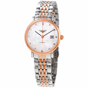 Longines L4.310.5.87.7 Elegant Ladies Automatic Watch