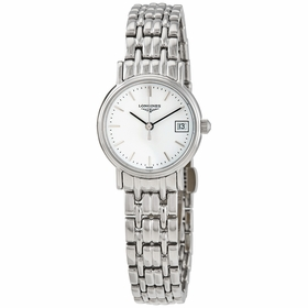 Longines L4.319.4.12.6 Presence Ladies Quartz Watch