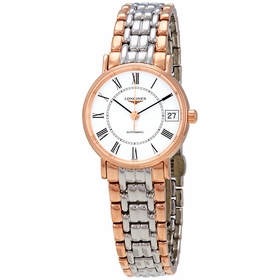 Longines L4.322.1.11.7 Presence Ladies Automatic Watch