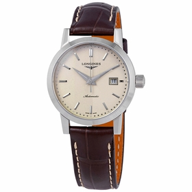Longines L4.325.4.92.2 Heritage Ladies Automatic Watch