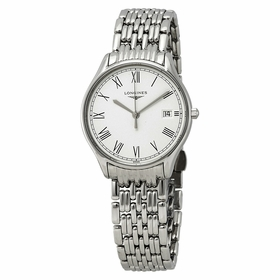 Longines L4.359.4.11.6 Lyre Ladies Quartz Watch